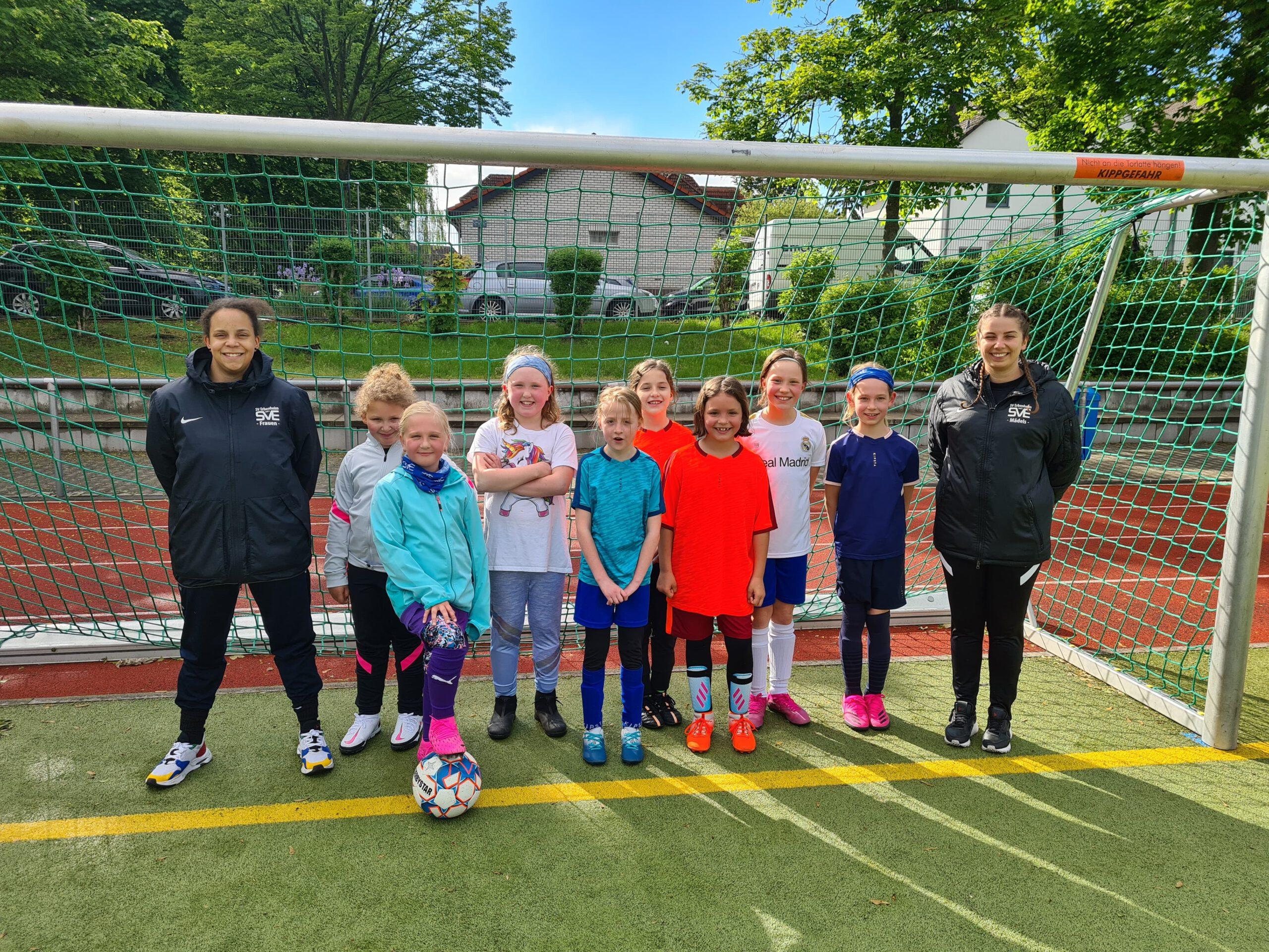 E-Juniorinnen SV Erbenheim